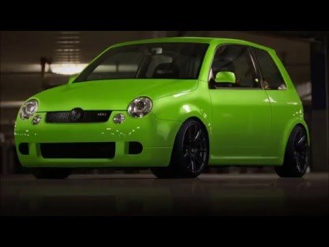 VW Lupo Tuning (WOW) - YouTube