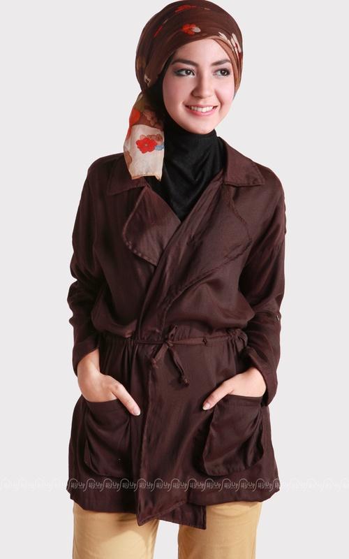 'Kaili Coat' by Monel. Lovely material Angel Craft. $35.50 on www.hijup.com