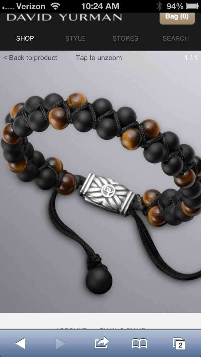 Men's bracelet !!