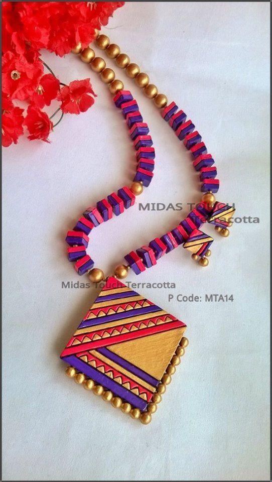 Midas terracota jewelry