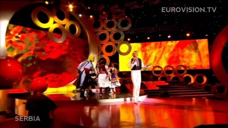 Milan Stankovic - Ovo Je Balkan (Serbia) ESC 2010, place 13, 72 points; I didn't like it much back then but I like to listen to it nowadays
