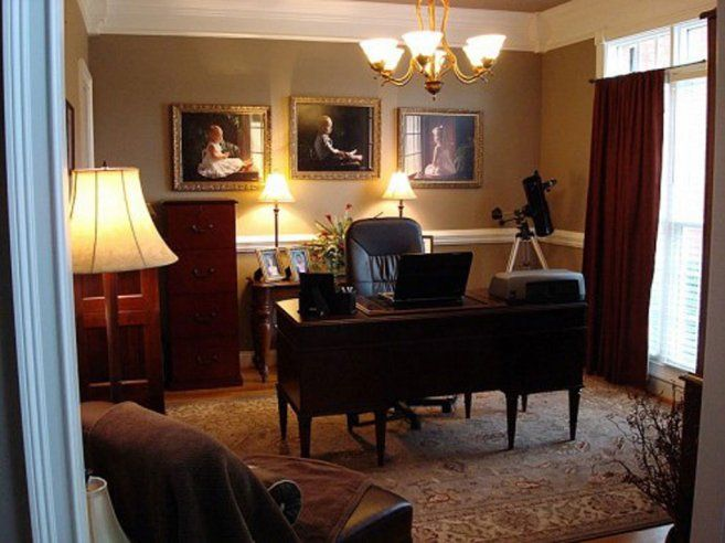 Classic Home Office Remodeling Design Ideas: Designs For Home Office