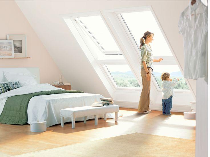 Die besten 25+ Velux fenster Ideen auf Pinterest Dachfenster - dachfenster balkon cabrio interieur