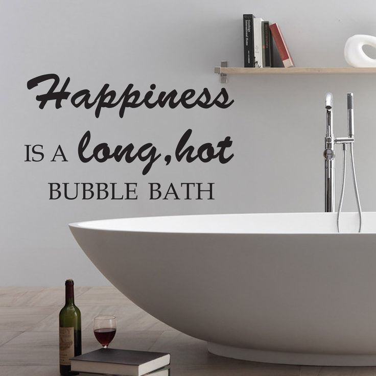 18 best Bathroom Quotes images on Pinterest | Bathroom ...