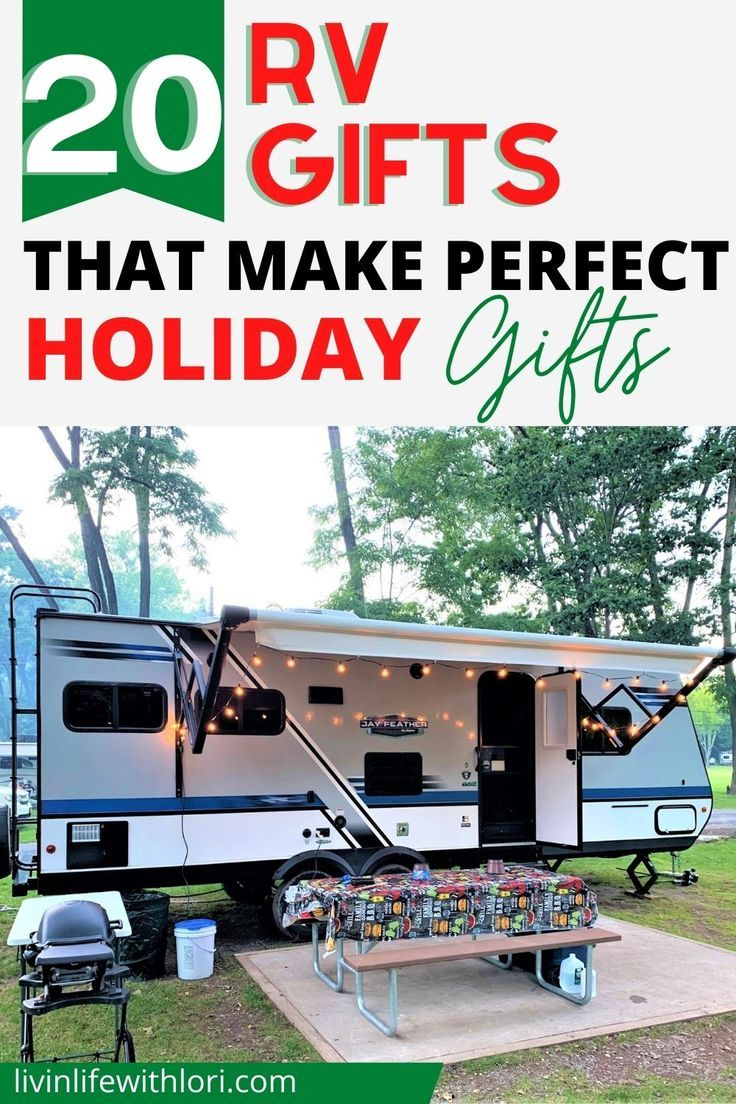 20 Best Gifts For Rv Owners Livin Life With Lori Gifts For Rv Owners Rv Gifts Gifts For Campers