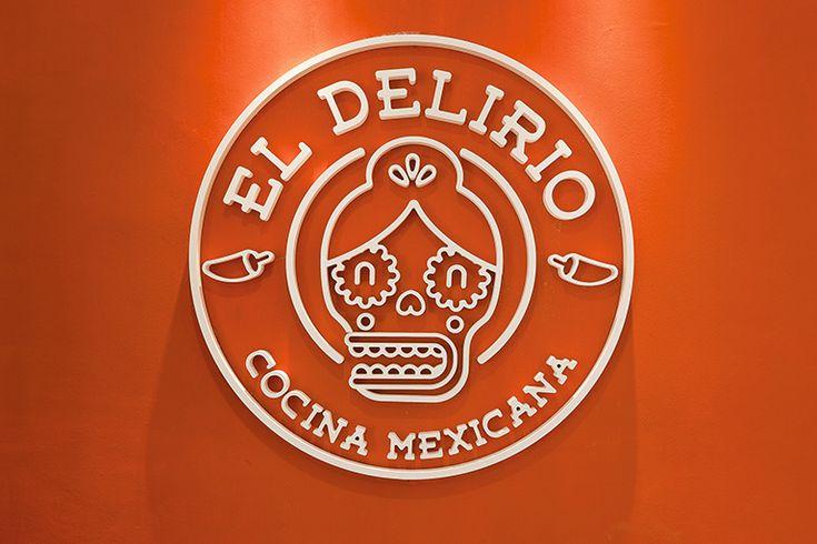 Nos encargamos del diseño de su identidad corporativa, cartas, publicidad y diseño web para este restaurante mexicano en pleno centro de Granada.