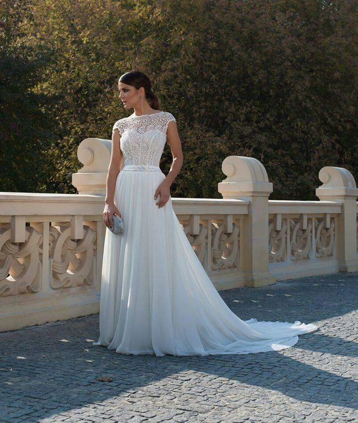 dream wedding gown. it's perfect.