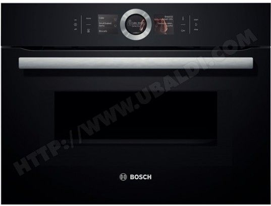 Four encastrable compact BOSCH CMG636BB1