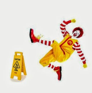 #McDonald's Denies Allegations in Slip-and-fall #Lawsuit