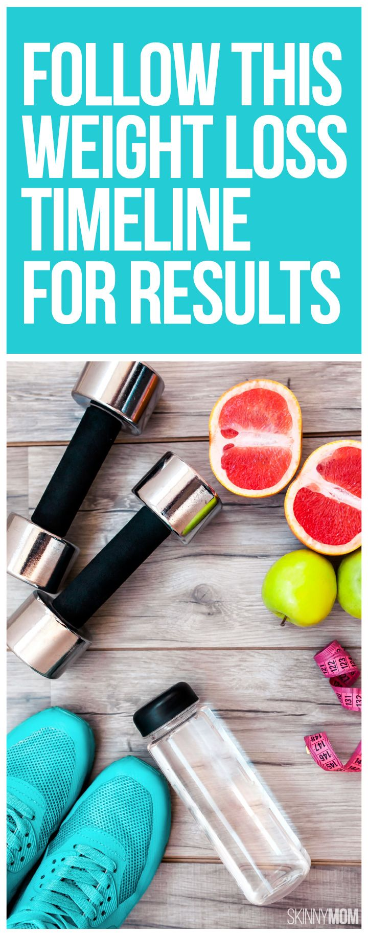 A weight loss timeline to help you hit all your goals.