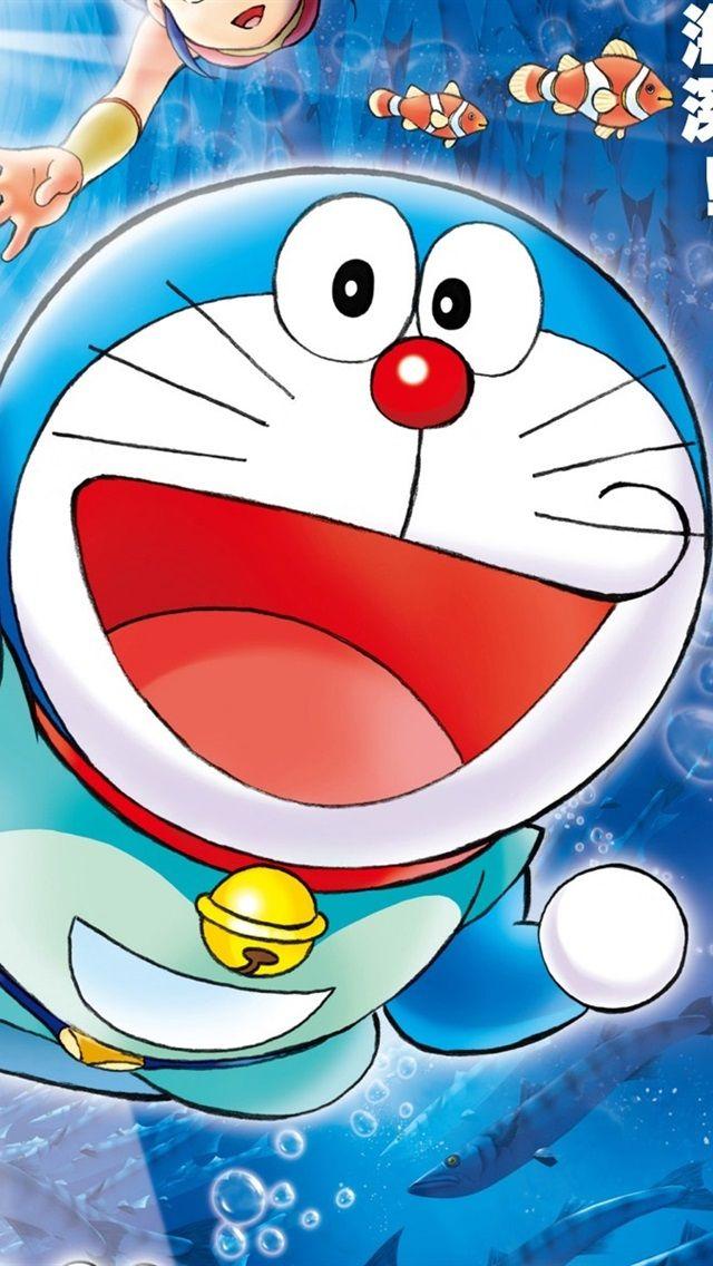 Doraemon Wallpaper Iphone 5 Hd ในปี 2020 โดราเอมอน, วอ