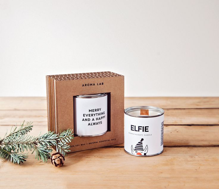 Christmas Gifts From Aroma Lab on Packaging of the World - Creative Package Design Gallery
