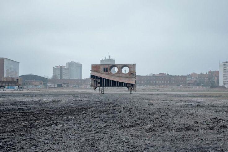 Michał Szlaga:  Gdańsk's Shipyards