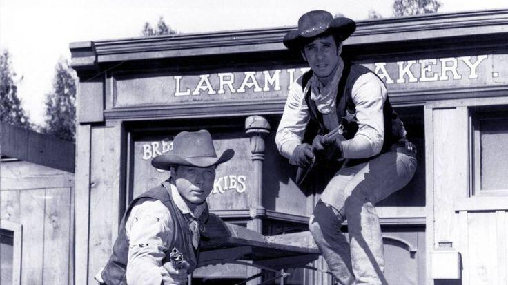 Image result for laramie tv show