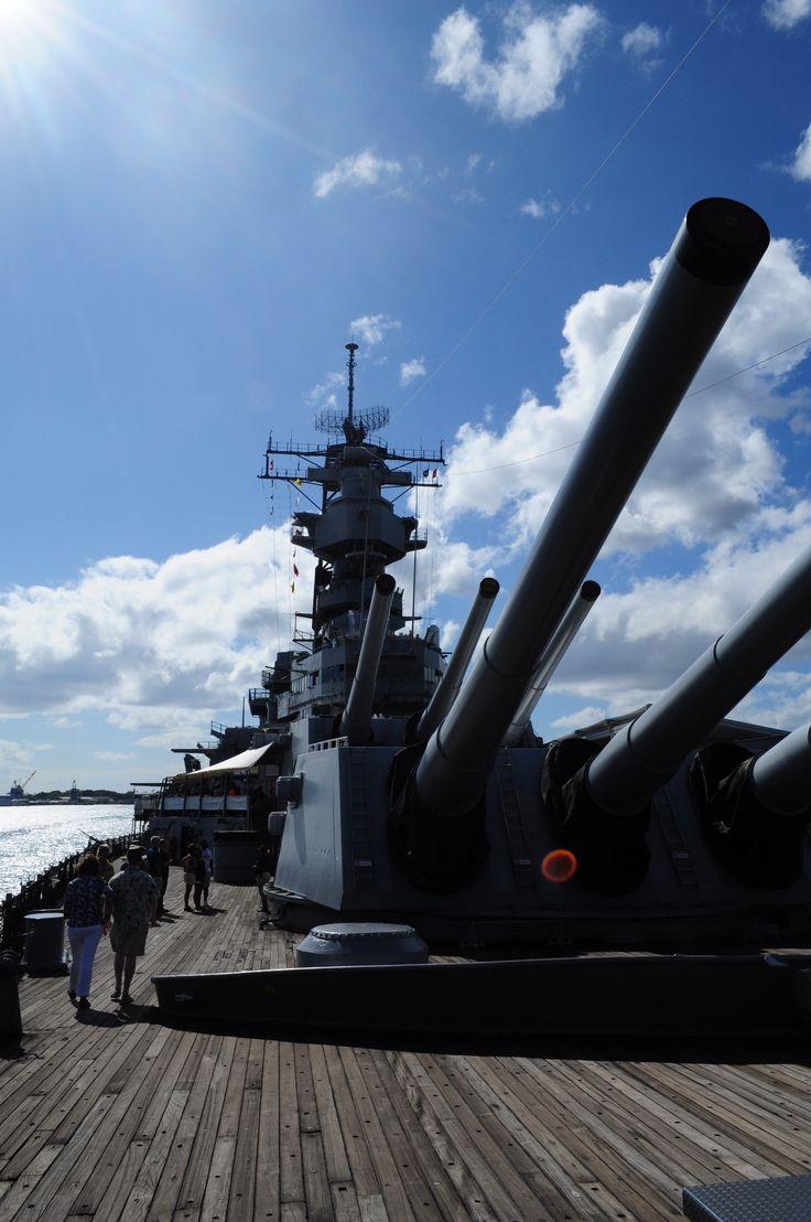 USS Battleship Missouri