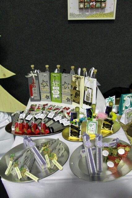 Adventmarkt Weihnachtsmarkt Stampin'UP Aigenmade.com