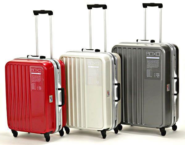 海外出張も旅行も完璧な万能スーツケース5選