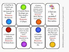 Juego de Preguntaspara niños - Con respuestas                     •.¸¸•´¯`•.¸¸. ஐ Patricia ஐ .¸¸•´¯`•.¸¸.•           * Página : htt...