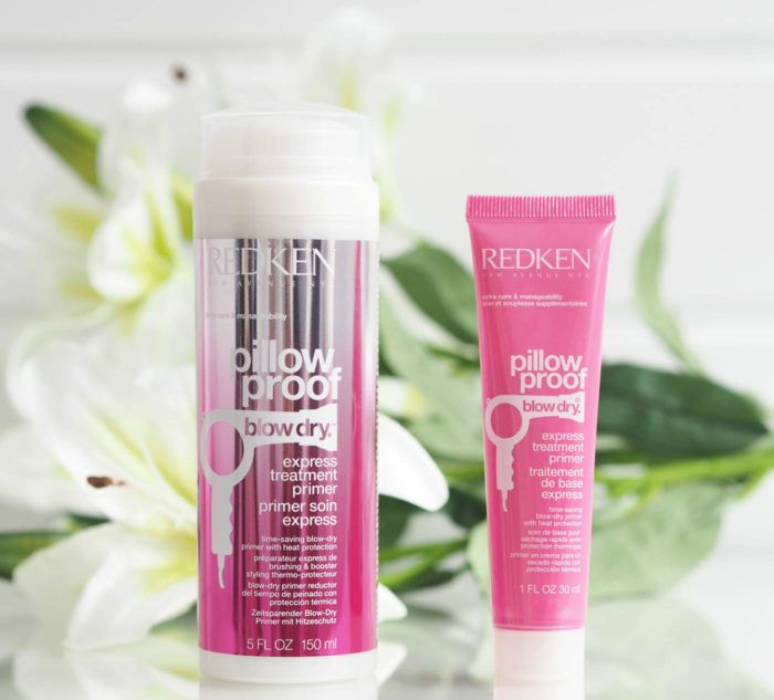 Redken Pillow Proof Blow Dry Express Primer Review