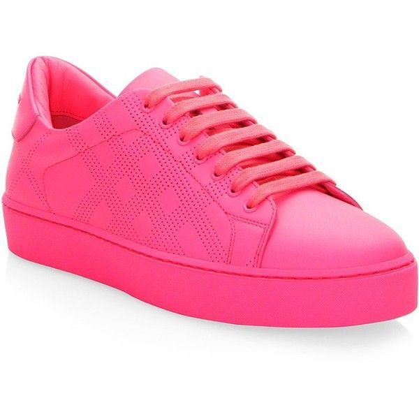 Burberry Westford Low-Top Sneakers (5