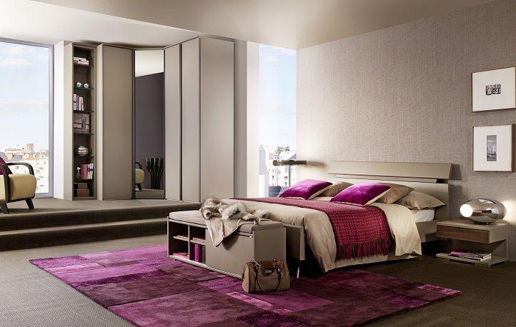 Sfeervolle slaapkamermeubelen