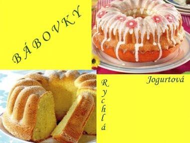 JOGURTOVÁ 3 vejce, hrnek krupicového cukru, sáček vanilkového cukru, 1 a 1/2 hrnku polohrubé mouky, 1 prášek d...