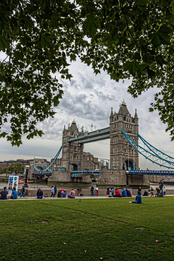 https://flic.kr/p/xKMoP3 | Tower Bridge | © Alessandro Perazzoli