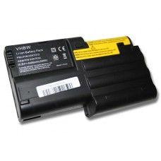 Batéria IBM ThinkPad T30 4400mAh
