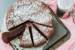 Thermomix Chocolate Fudge Cake   Thermomix Baking Blogger