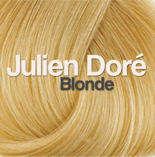 """JULIEN DORE Artwork """"Blonde"""" 2èmesingle,extrait deBICHON(Album) Graphisme, DA > Christine MassyWAF! Retouches >Antoine Melis"""