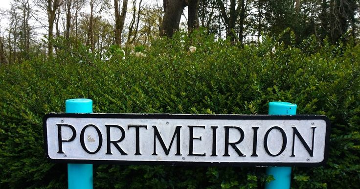 being Erica | a London life and style blog: snapshots of portmeirion, north wales