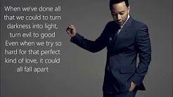 John Legend - Love Me Now | Lyrics on Screen - YouTube