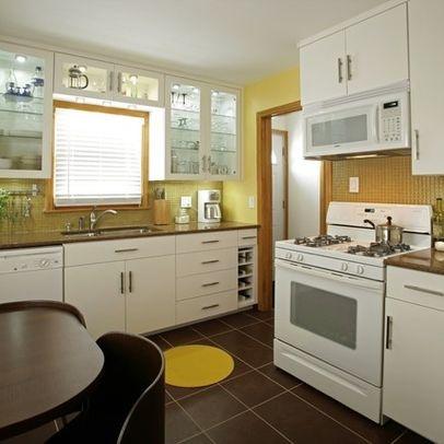 White Kitchen Cabinets Yellow Walls 86 best kitchen images on pinterest | yellow kitchens, kitchen and
