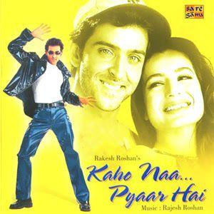 """Kaho Naa Pyaar Hai"" Bollywood Movie Song Free Download"