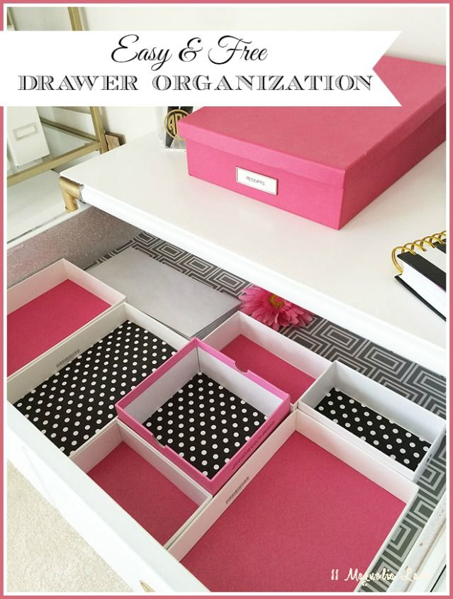 how to make a drawer box out of paper