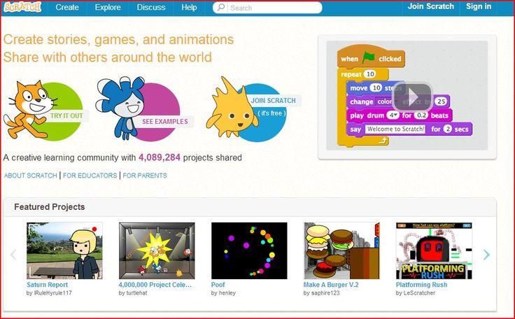 Scratch Computer programming for kids- Teacher Features