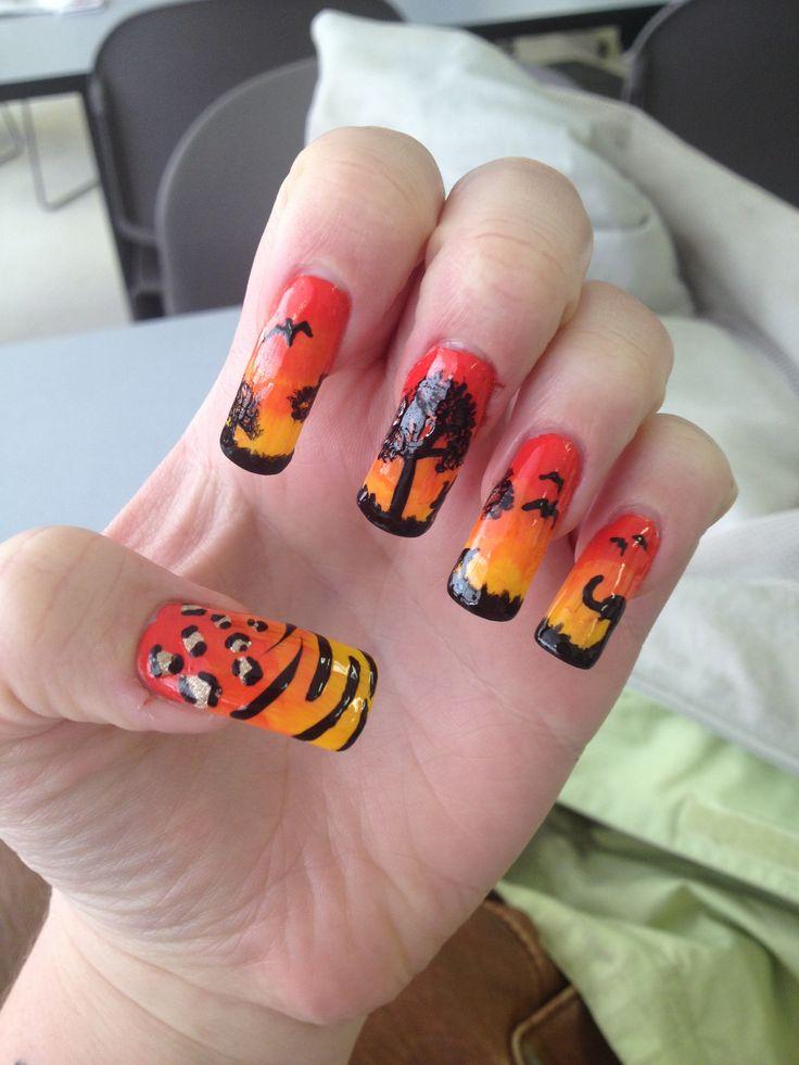 SkillsUSA #competition #nails #nailart | Nails | Pinterest