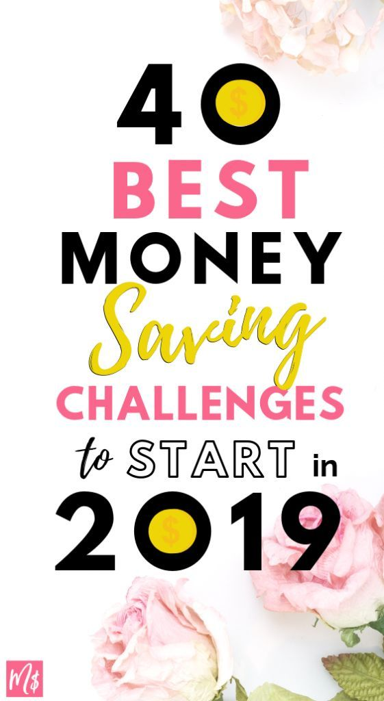 Aggressive Income Ideas 2019 38 Fun & Different Money Saving Challenges To Try in 2019 (Easy To