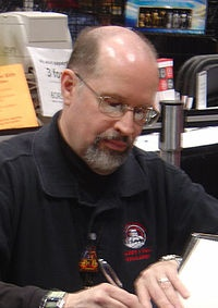 Timothy Zahn, a great author and a very sweet man!