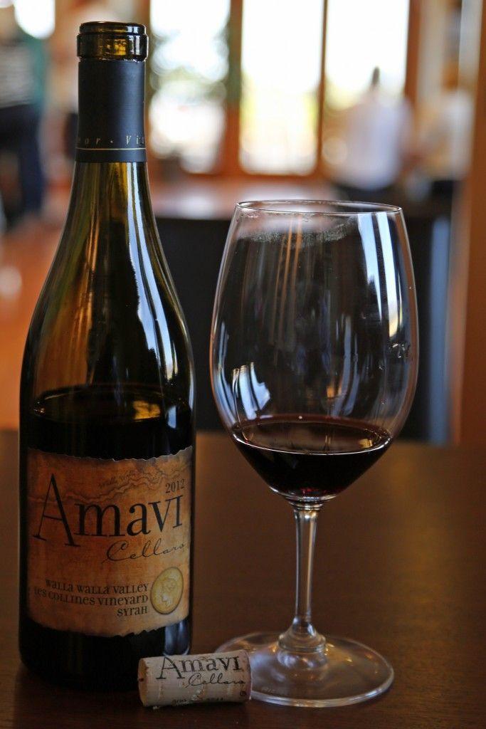 Amavi Cellars Walla Walla Winery