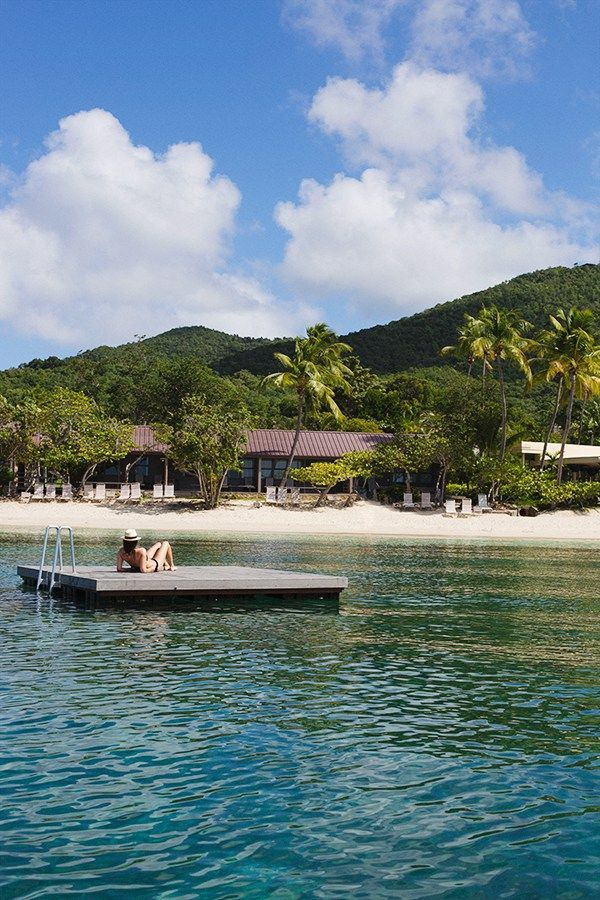 Caneel Bay Resort on St. John | Via Waiting on Martha #travel #vacation #stjohn