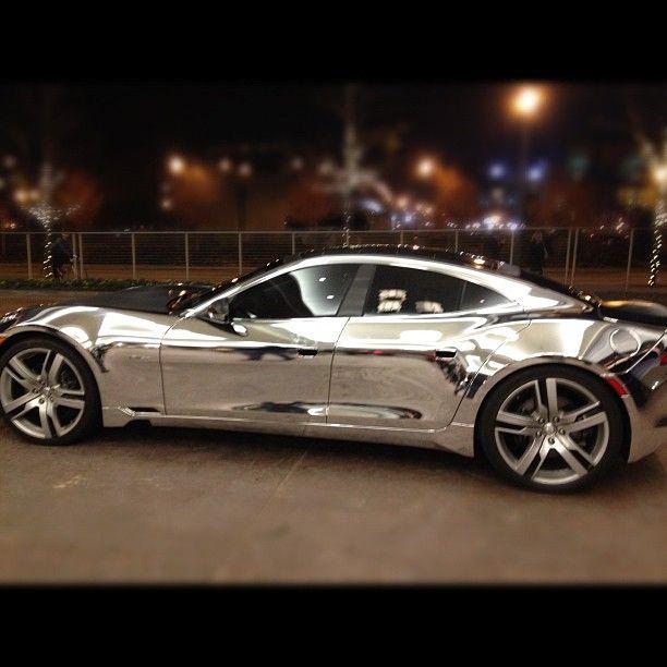1000+ Images About Car Wraps - Chrome On Pinterest