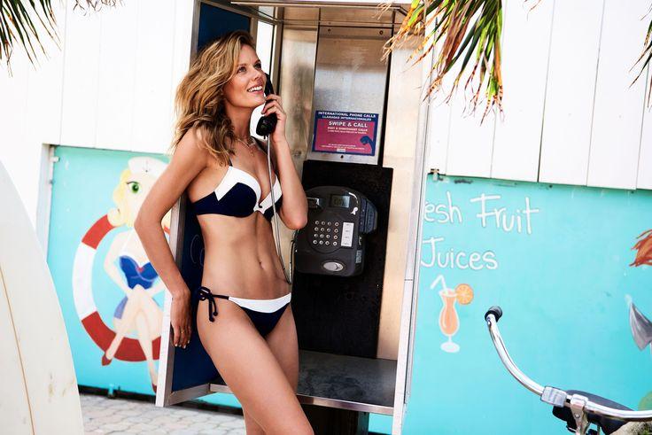 Egal ob kleiner Busen oder große Oberweite, Bäuchlein oder breite Hüften: Es gibt für jede Figur den perfekten Bikini. Welches...