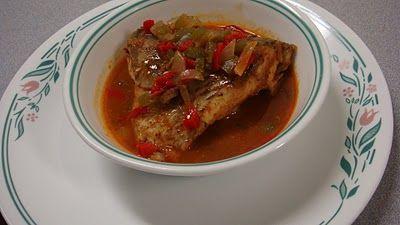 Modern African Cuisine: Tilapia Pepper soup