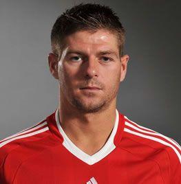 Steven Gerrard.  Liverpool FC Captain.  Legend
