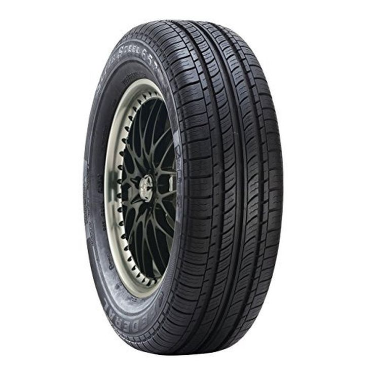 Federal SS657 All Season Tire - 195/65R14 89H
