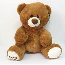 Peluche Oso Mediano 38cm Funny Land