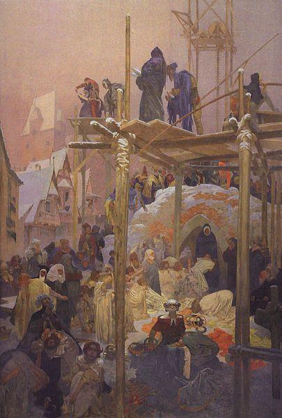 Jan Milíč of Kroměříž: A Brothel Converted to a Convent, 1916.