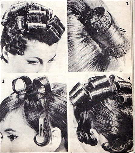 styling your hair hair styling pins brush rollers omg ha 6990