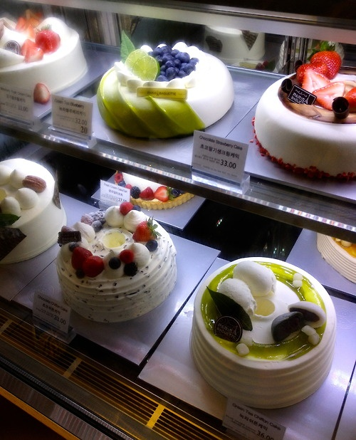 Paris Baguette, one of my favorite things on my NYC trip